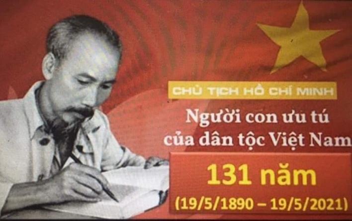 Kỷ niệm Sinh nhật  Bác Hồ: Hồ Chí Minh một nhân cách vẹn nguyên giá trị...